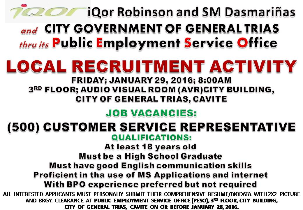 home city departments civil service exam announcements jobs